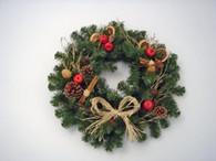 Classic Door Wreath