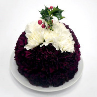 2)Christmas Pudding