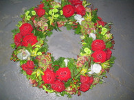 Funeral Wreaths - Style 8