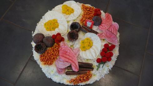 Floral Breakfast