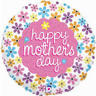 Happy Mothers Day Balloon, designs may vary but are all lovely! x