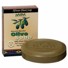 Madina Olive oil Soap with Aloe Vera 100% Vegetable Based