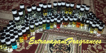 144 - 1/8 oz (3.7ml) Wholesale Body Oils Free shipping only within U.S.  Maximum 28 choices per Kit