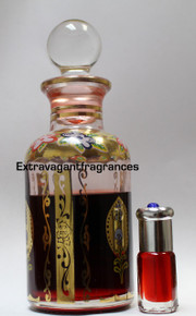 Indian Red Musk Type*  3ml