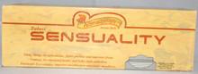 Tulasi Sensuality Incense sticks 4 X 8 STICK PACKS + 1 FREE INCENSE HOLDER