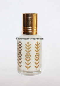 12ml 1 Tola MUSK AL' JISM TYPE* (BODY MUSK),WHITE MUSK (THICK OIL ) ARABIC STYLE ATTAR MISK TAHARA
