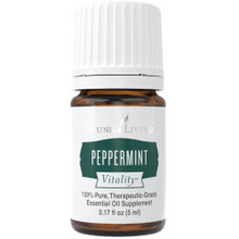 Peppermint Essential Oil Vitality - 5ml - Young Living Essential Oils