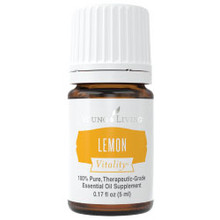 Lemon Essential Oil  Vitality 5 ml - Young Living Essential Oils