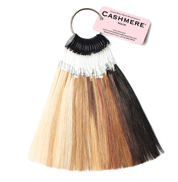 Cashmere Hair Full Color Ring