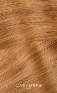 Cashmere Hair One Piece Hair Extension - Copper