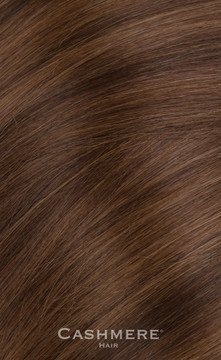 Cashmere Hair One Piece Hair Extension - Starlet Brunette