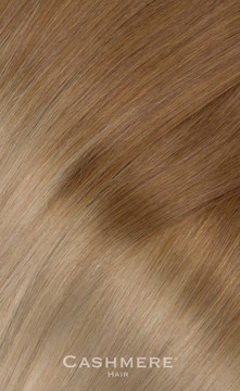 Cashmere Hair One Piece Hair Extension - L.A. Ombre