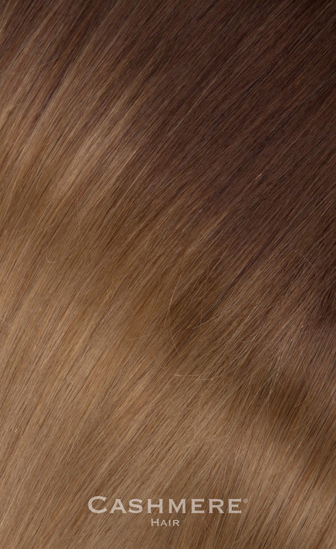 Ombre Cashmere Hair Clip In Extensions