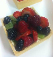 Fruit Tart-Seasonal