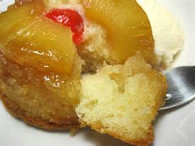 Pineapple Upside Down Individual Cake