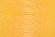 Python Skin Matte Yellow