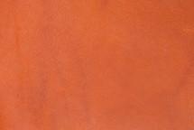 Leather Full Grain Orange