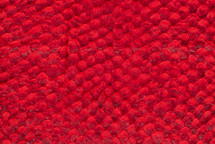 Arapaima Skin Waxed Red