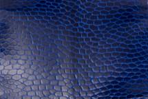 Beaver Tail Glazed Cobalt