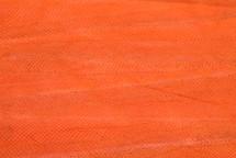 Salmon Skin Panel Glazed Orange