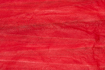 Salmon Skin Panel Glazed Red