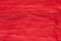 Salmon Skin Panel Glazed Red