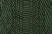 Python Skin Matte Evergreen