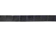 Belt Strip Alligator Matte Navy 38 mm