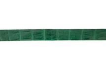 Belt Strip Alligator Matte Forest 38 mm