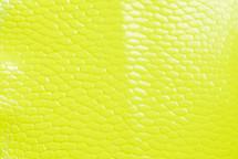 Beaver Tail Glazed Neon Yellow