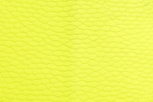 Beaver Tail Matte Neon Yellow
