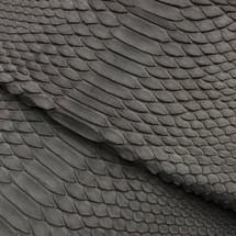 Grey Storm Front Python Skin