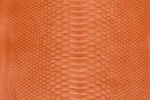 Python Skin Matte Peach