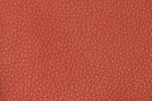 Leather Pebbled Burnt Orange