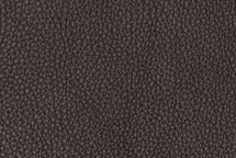 Leather Pebbled Dark Brown