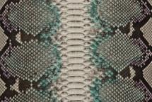 Python Skin Long Renaissance Grey