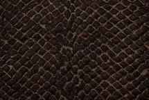 Arapaima Skin Rustic Sanded Pecan