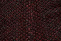 Arapaima Skin Rustic Black Cherry