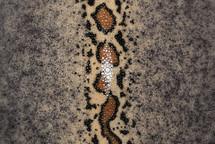 """Stingray Skin Print Sahara 11"""""""