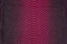 Python Skin Long Alcedo Pink