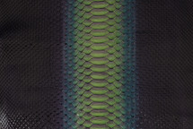 Python Skin Long Paradise Verde