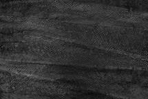 Salmon Skin Panel Glazed Black