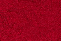 Lamb Skin Metallic Red