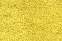 Lamb Skin Metallic Yellow