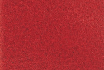 Cow Suede Laredo Red
