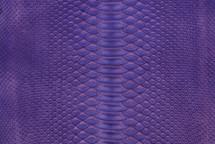 Python Skin Matte Royal Purple