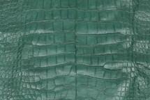 Alligator Skin Belly Matte Forest 30/34 cm