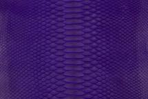 Python Skin Matte Violet