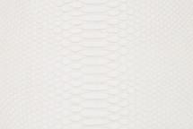 Python Skin Suede White