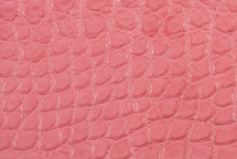 Alligator Flank Skin Matte Rose